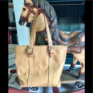Beautiful sturdy purse by Coach